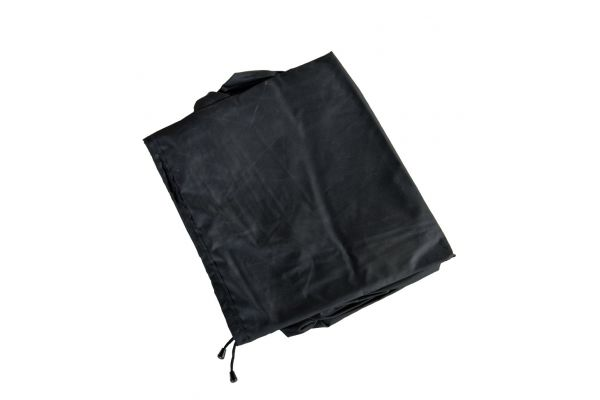 Abdeckhaube Tessera 375x165x68 schwarz