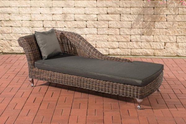 Chaise Longue Savannah 5 mm