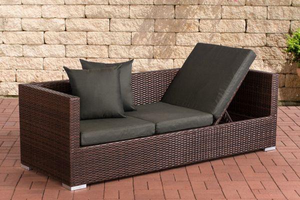 Fauteuil Lounge de jardin Solano