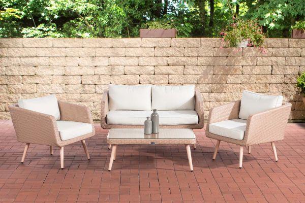 Set de meubles de lounge Trosa sable