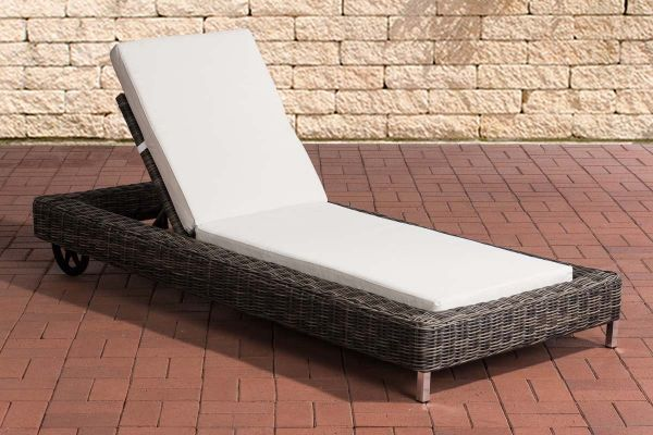 Chaise Longue Rosso 5 mm