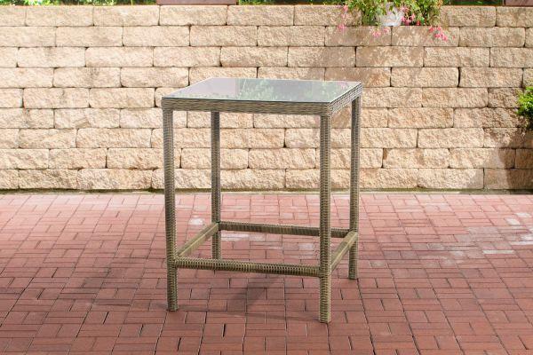 Table de jardin Alia 5mm en polyrotin