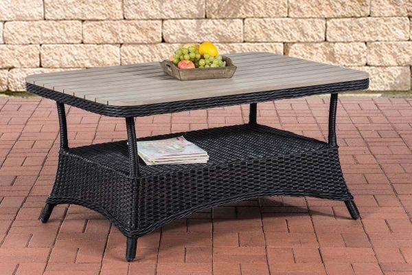 Table de jardin WPC Pandora