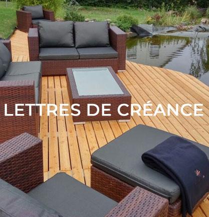 Lettres de creance